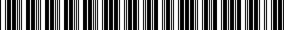 Barcode for 000071127ADSP