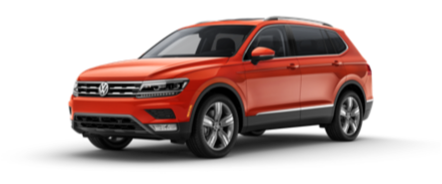 Diagram Travel Package for your 2017 Volkswagen Tiguan Limited